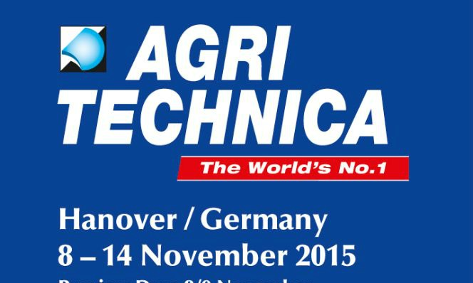Malmberg at Agritechnica 2015