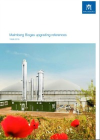 Malberg biogas upgraders references