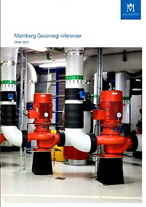 Malmberg Geothermal references