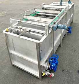 Malmberg Airflo unit Dissolved Air flotation